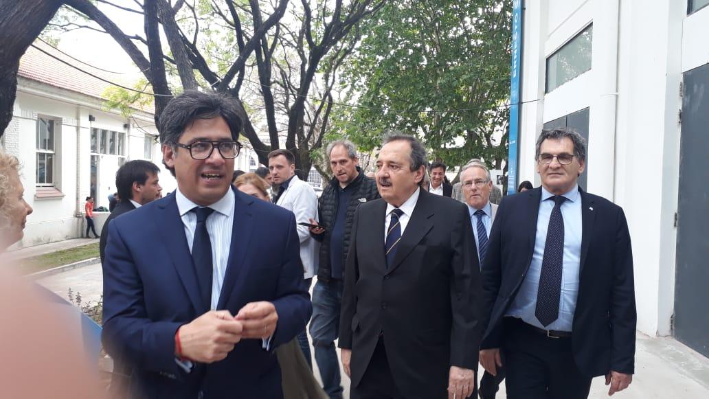 Raul Alfonsín, el hoy indiscutido