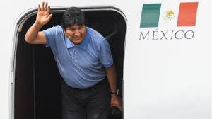 Golpe de estado en Bolivia.
