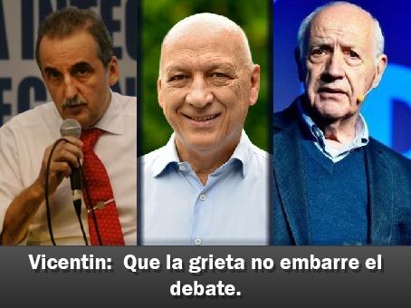 Vicentin:  La grieta otra vez busca embarrar el debate