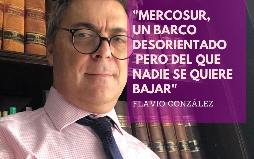 MERCOSUR: MÁS REALPOLITIK MENOS SARASA, Por Flavio González